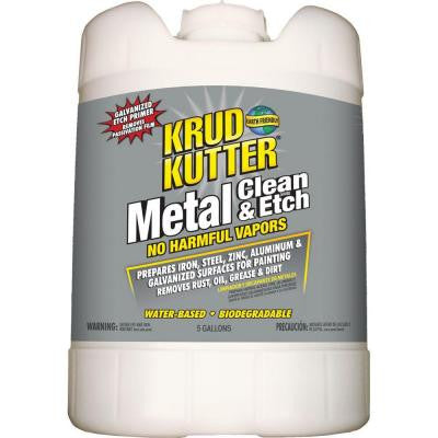 5 gal. Metal Clean and Etch