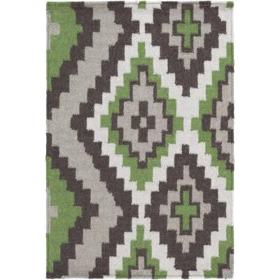 Alameda Moss 8 ft. x 11 ft. Indoor Area Rug