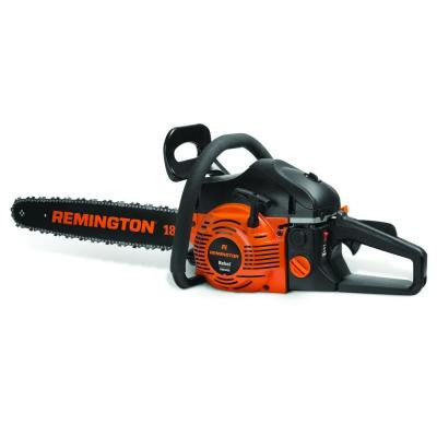 18 in. 42cc 2-Cycle Gas Chainsaw with Carry Case
