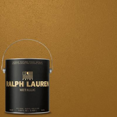 1 gal. Cloth of Gold Metallic Specialty Finish Interior Paint