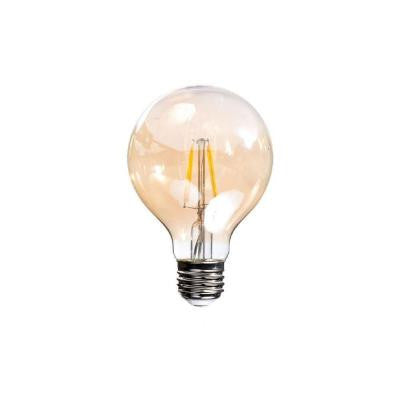 40W Equivalent Soft White Vintage Filament G25 Dimmable LED Light Bulb