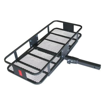 Deluxe 350 lb. Capacity Fold Up 2 in. Cargo Carrier