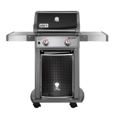 Spirit E-210 2-Burner Propane Gas Grill (Featuring the Gourmet BBQ System)
