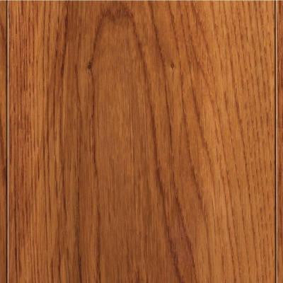 High Gloss Oak Gunstock 3/4 in. Thick x 4-3/4 in. Wide x Random Length Solid Hardwood Flooring (18.70 sq. ft. / case)
