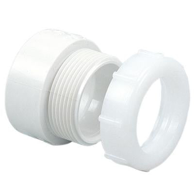 2 in. PVC DWV Trap Adapter