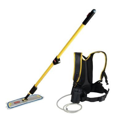 Flow Flat Mop Finishing System