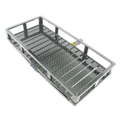 500 lb. Capacity 51 in. x 23 in. Cargo Carrier Fits 2 in. Receivers
