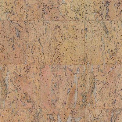 Flagstone 1/8 in. Thick x 23-5/8 in. Wide x 11-13/16 in. Length Real Cork Wall Tile (21.31 sq. ft. / pack)