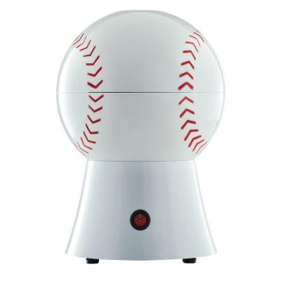 2 oz. Baseball Popcorn Maker in White and Red