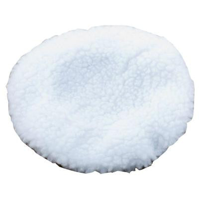 6 in. Lambswool Buffer Pad Cover