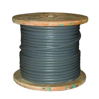 500 ft. 4/0-4/0-4/0 3E Aluminum SEU Cable