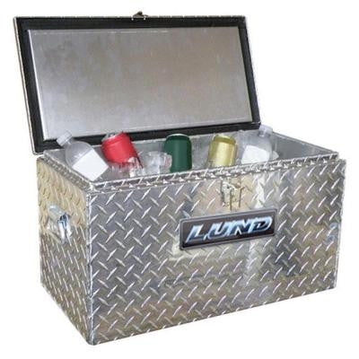 48-qt./12 Gal. Heavy-Duty Aluminum Cooler