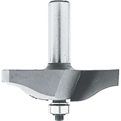 1-1/16 in. Carbide-Tipped Raised Panel 2-Flute Router Bit with 1/2 in. Shank