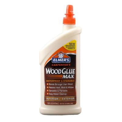 16 oz. Carpenters Wood Glue Max