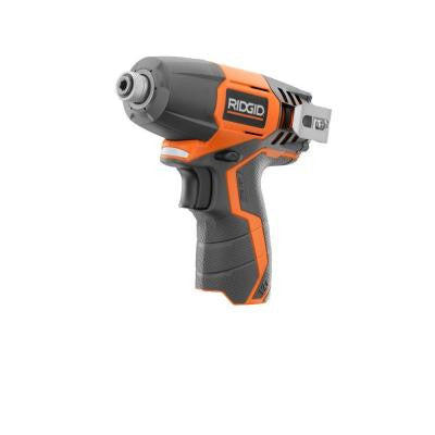 12-Volt Lithium-Ion Cordless Impact Driver (Bare Tool)