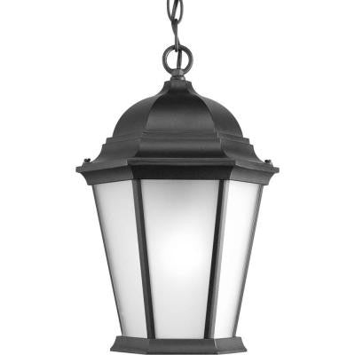 Welbourne Collection 1-light Black Hanging Lantern