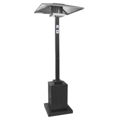 41,000 BTU Commercial Black Gas Patio Heater
