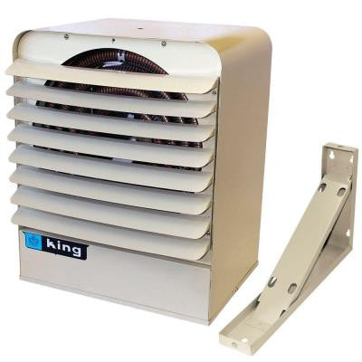 25,590 BTU Forced Air Electric Area Heater