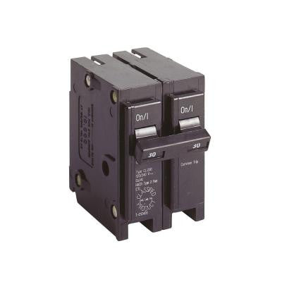 30 Amp 1 in. Double-Pole Type CL Circuit Breaker
