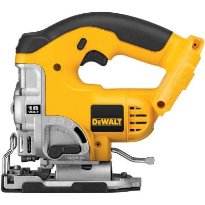 18-Volt Cordless Jig Saw with Keyless Blade Change (Tool-Only)