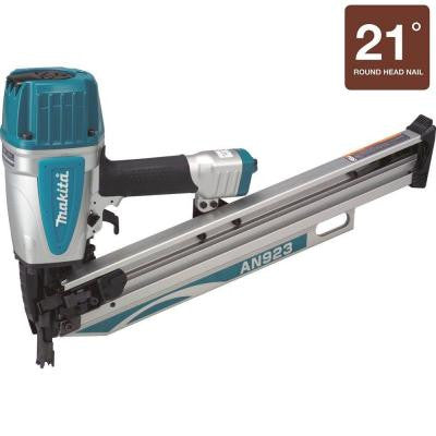 3-1/2 in. 21° Full Round Head Framing Nailer