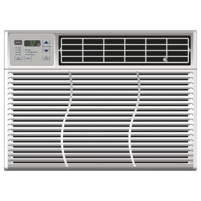 10,000 BTU 115-Volt Electronic Window Air Conditioner with Remote