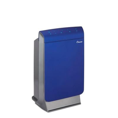 Smart Air Purifier in Blue