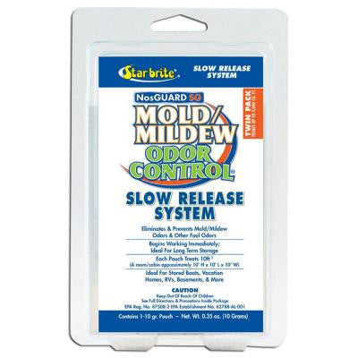 NosGUARD SG Mold and Mildew Odor Control Slow Release System (2-Pack)