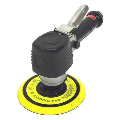 6 in. Dual Action Orbital Sander Industrial Duty