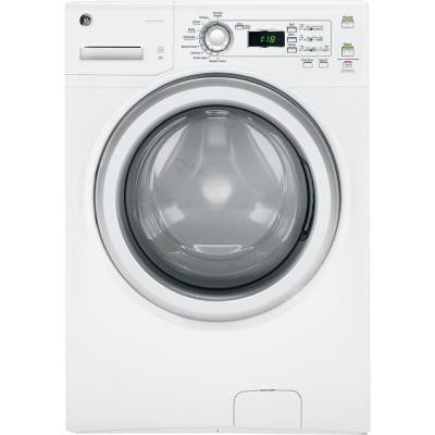 3.6 DOE cu. ft. High-Efficency Front Load Washer in White, ENERGY STAR