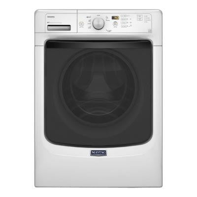 Maxima 4.2 cu. ft. High-Efficiency Front Load Washer in White, ENERGY STAR