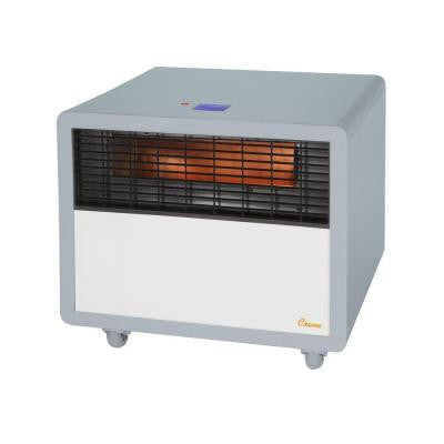 1,500-Watt Infrared Smart Heater - Slate