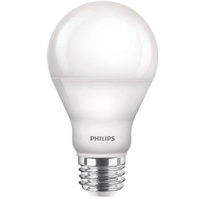 60W Equivalent Daylight (5000K) A19 Dimmable LED Light Bulb