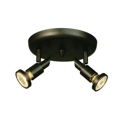 Buchwald 2-Light Oil Rubbed Bronze Track Light Kit