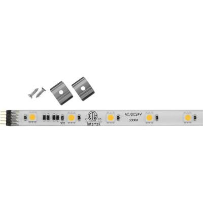 Hide-a-Lite 4-LED 12 in. Tape Light 3000K