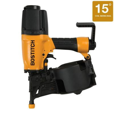 15° Coil Sheathing and Siding Nailer