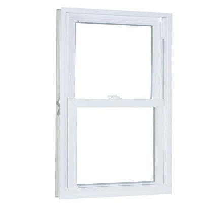 31.75 in. x 41.25 in. 70 Series Double Hung Buck PRO Vinyl Window - White