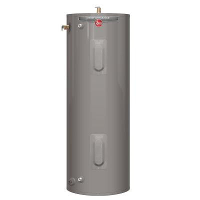 Performance 40 Gal. Tall 6 Year 4500/4500-Watt Elements Manufactured Housing Side Connect Electric Water Heater