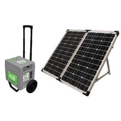 AP1800S2 1800-Watt 120VAC Portable Power System with 80-Watt Solar Panel