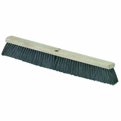 36 in. Fine/Medium Sweep Broom, Tampico/Horsehair Blend (Case of 6)