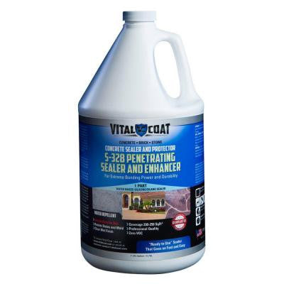 S-328 1 Gal. Ready-To-Use Penetrating Sealer and Enhancer