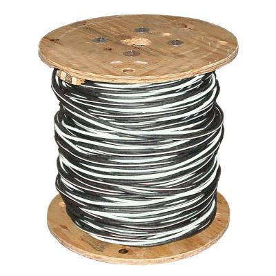 500 ft. 4/0-4/0-2/0 Aluminum URD Sweetbriar Service Entry Electrical Cable