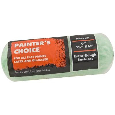 Painter's Choice 9 in. x 1-1/4 in. Medium Density Roller Cover