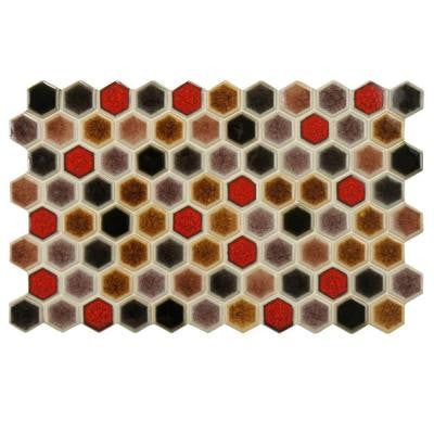 Casella Colore 5-1/2 in. x 9 in. Porcelain Floor and Wall Tile
