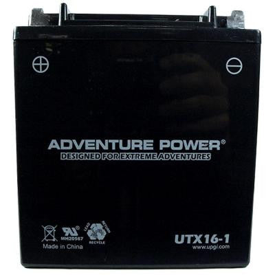 Sealed AGM 12-Volt 14 Ah Capacity A Terminal Battery