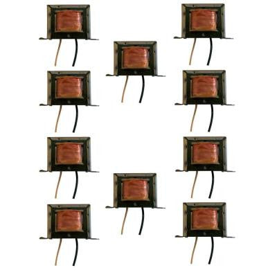 120-Volt 1-Lamp F8T5 Normal Power Factor Magnetic Ballast (10-Pack)