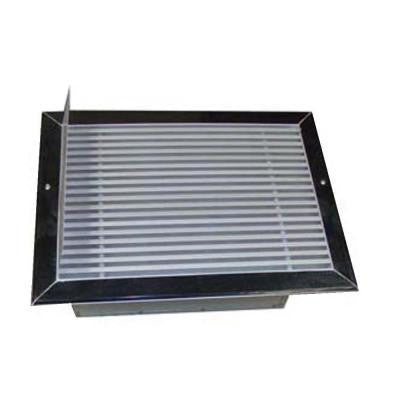14 in. x 10 in. Recessed Floor Heater