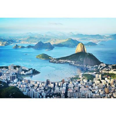 100 in. x 144 in. Rio Wall Mural
