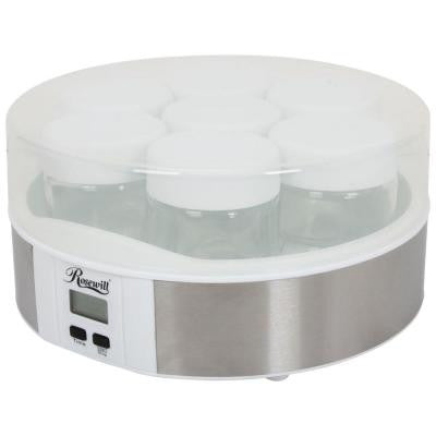 7 Glass Cups Digital Yogurt Maker