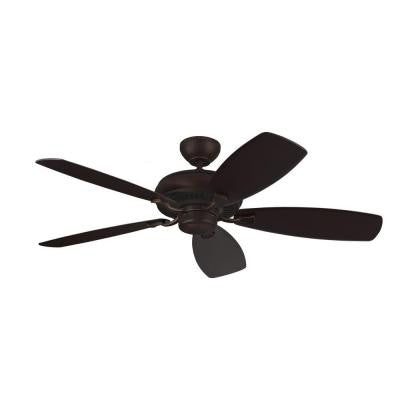 Light Cast Max 52 in. Roman Bronze Ceiling Fan